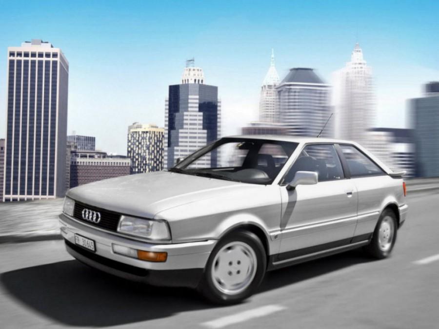 Audi Coupe купе, 1990–1996, 89/8B - отзывы, фото и характеристики на Car.ru