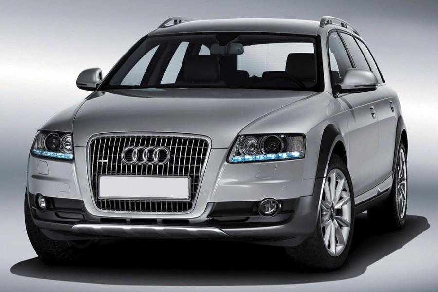 Audi A6 Allroad quattro универсал 5-дв., 2008–2011, 4F/C6 [рестайлинг] - отзывы, фото и характеристики на Car.ru