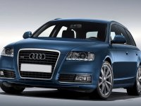 Audi A6, 4F/C6 [рестайлинг], Avant универсал 5-дв., 2008–2011