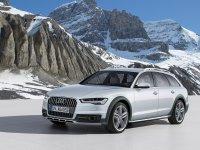 Audi A6, 4G/C7 [рестайлинг], Allroad quattro универсал 5-дв., 2014–2016