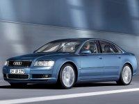 Audi A8, D3/4E, Седан, 2002–2005