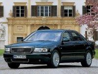 Audi A8, D2/4D [рестайлинг], Седан 4-дв., 1999–2002