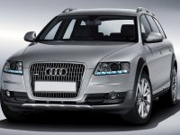 Audi A6, 4F/C6 [рестайлинг], Allroad quattro универсал 5-дв., 2008–2011
