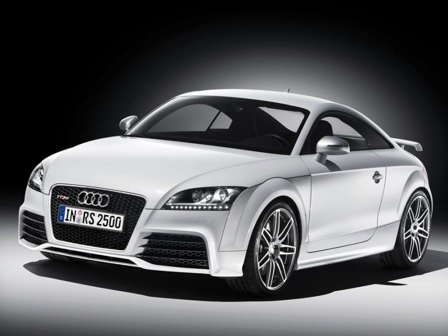 Audi TT RS купе 2-дв., 2006–2010, 8J - отзывы, фото и характеристики на Car.ru