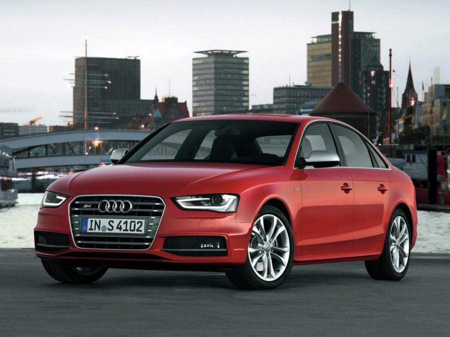 Audi S4 седан, 2011–2015, B8/8K [рестайлинг] - отзывы, фото и характеристики на Car.ru