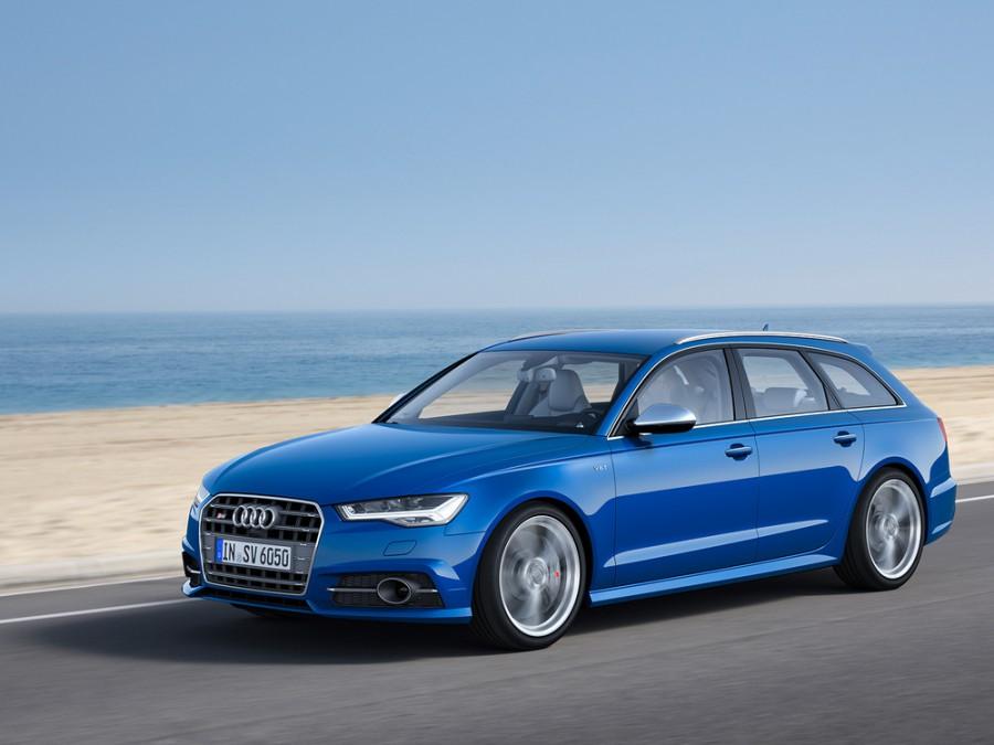 Audi S6 Avant универсал, 2014–2016, C7 [рестайлинг] - отзывы, фото и характеристики на Car.ru