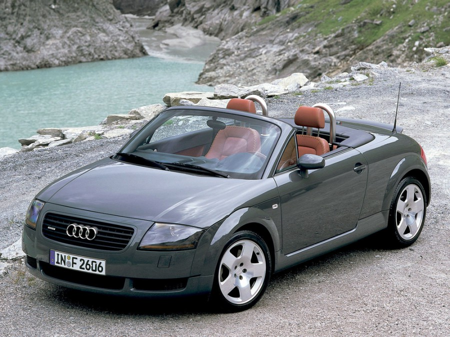 Audi TT родстер, 1998–2003, 8N - отзывы, фото и характеристики на Car.ru