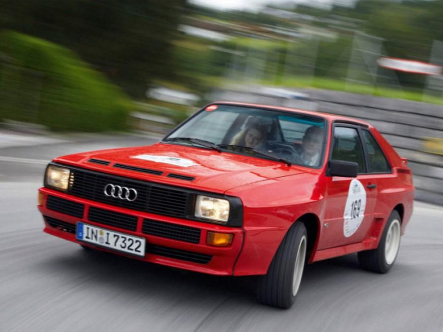 Audi Quattro купе, 1980–1991, 85 - отзывы, фото и характеристики на Car.ru