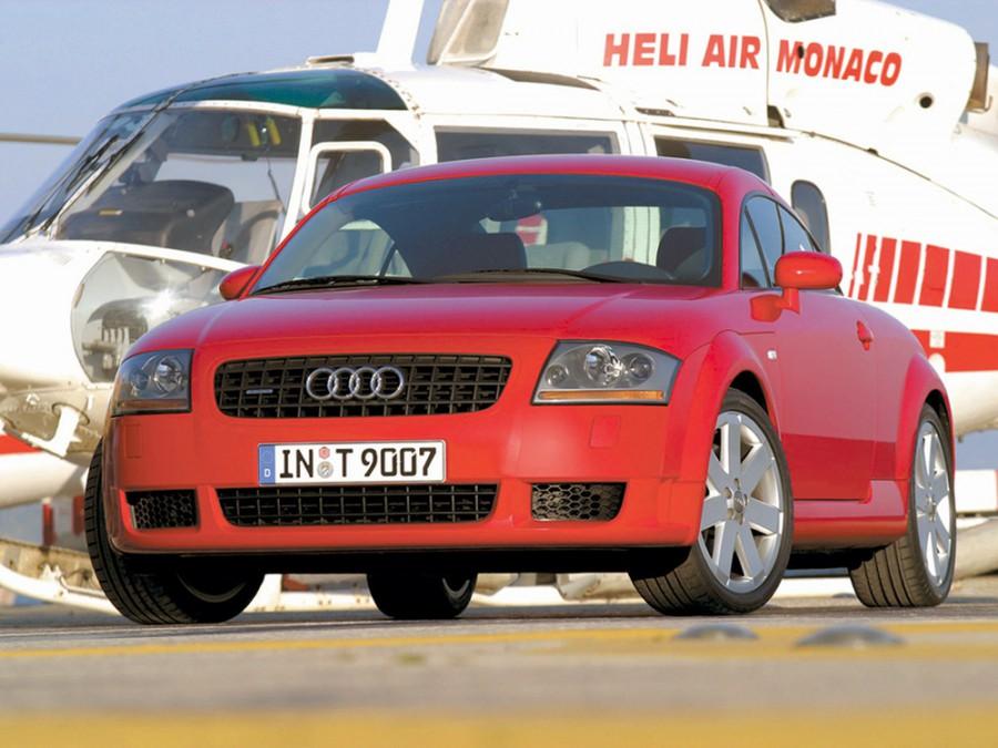 Audi TT купе, 2002–2006, 8N [рестайлинг] - отзывы, фото и характеристики на Car.ru