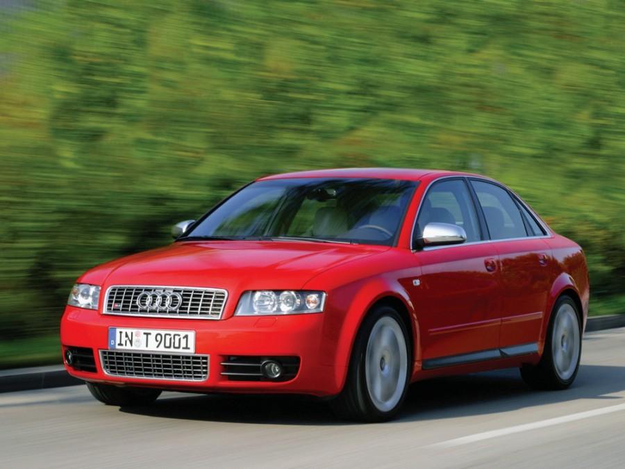 Audi S4 седан, 2003–2004, B6/8H - отзывы, фото и характеристики на Car.ru
