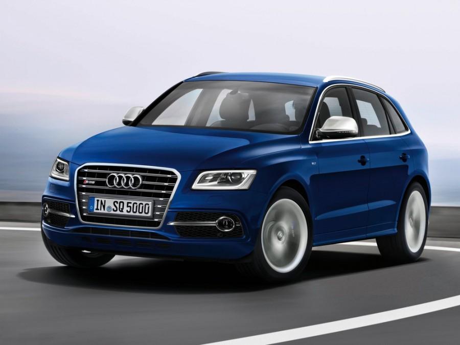 Audi SQ5 кроссовер, 2012–2016, 8R - отзывы, фото и характеристики на Car.ru