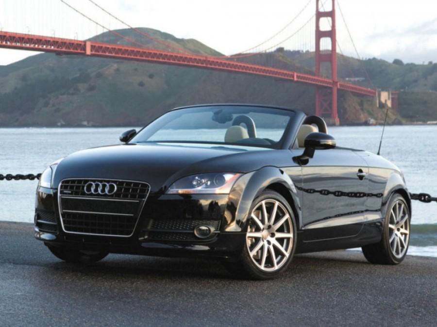 Audi TT родстер 2-дв., 2006–2010, 8J - отзывы, фото и характеристики на Car.ru