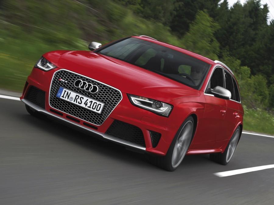 Audi RS4 Avant универсал 5-дв., 2012–2016, B8 - отзывы, фото и характеристики на Car.ru
