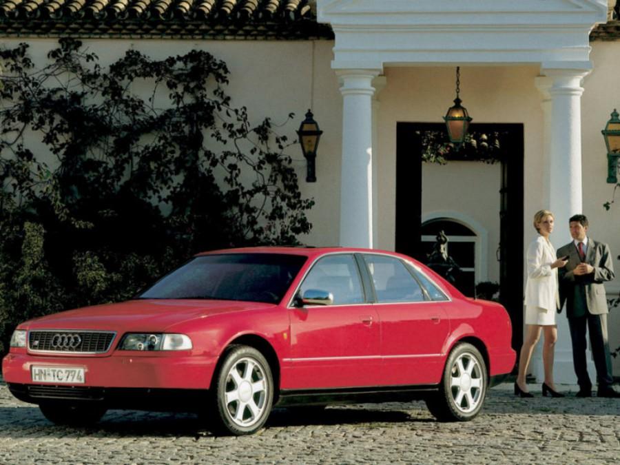 Audi S8 седан, 1996–2002, D2 - отзывы, фото и характеристики на Car.ru