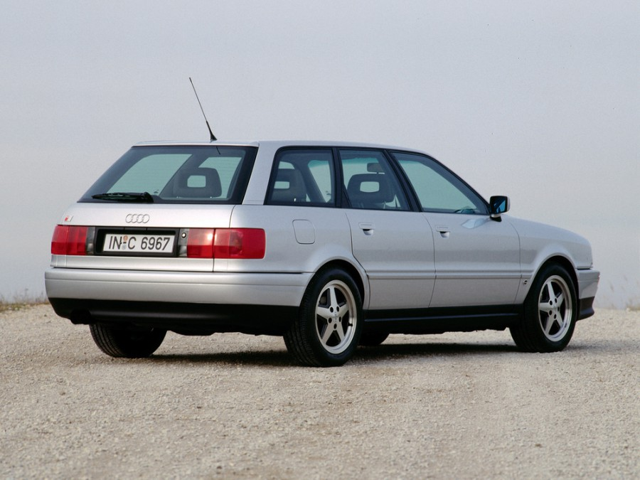 Audi S2 универсал, 1992–1995, 8C/B4 - отзывы, фото и характеристики на Car.ru