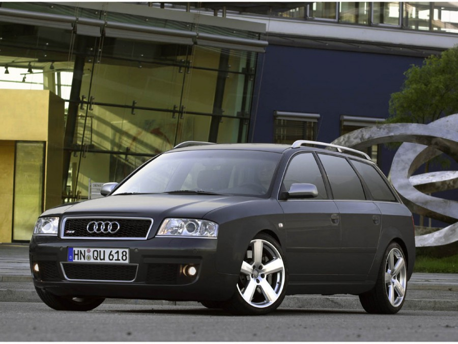 Audi RS6 универсал, 2002–2004, C5 - отзывы, фото и характеристики на Car.ru