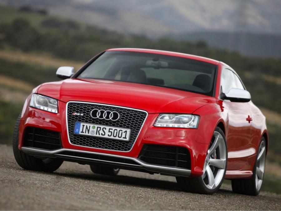 Audi RS5 купе, 2010–2012, 8T - отзывы, фото и характеристики на Car.ru