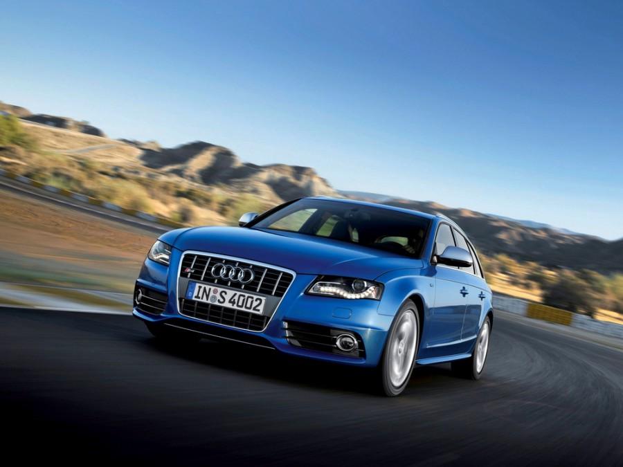 Audi S4 Avant универсал 5-дв., 2009–2011, B8/8K - отзывы, фото и характеристики на Car.ru