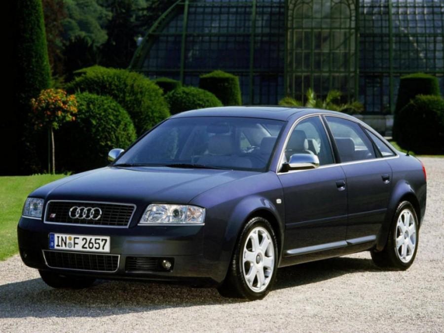 Audi S6 седан, 1999–2001, C5 - отзывы, фото и характеристики на Car.ru
