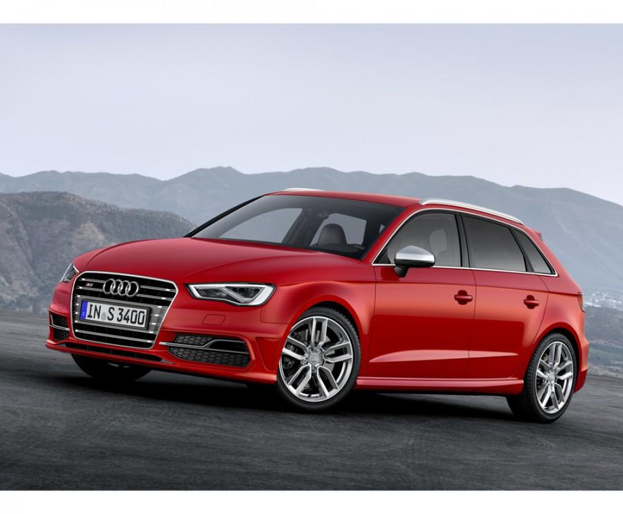 Audi S3 Sportback хетчбэк 5-дв., 2013–2016, 8V - отзывы, фото и характеристики на Car.ru