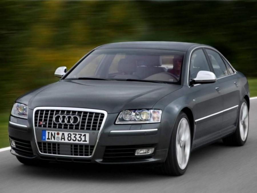Audi S8 седан, 2005–2011, D3 [рестайлинг] - отзывы, фото и характеристики на Car.ru