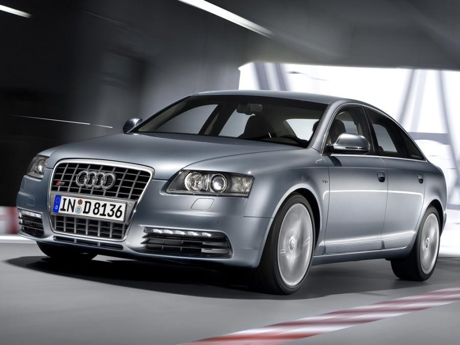 Audi S6 седан, 2006–2011, C6 [рестайлинг] - отзывы, фото и характеристики на Car.ru