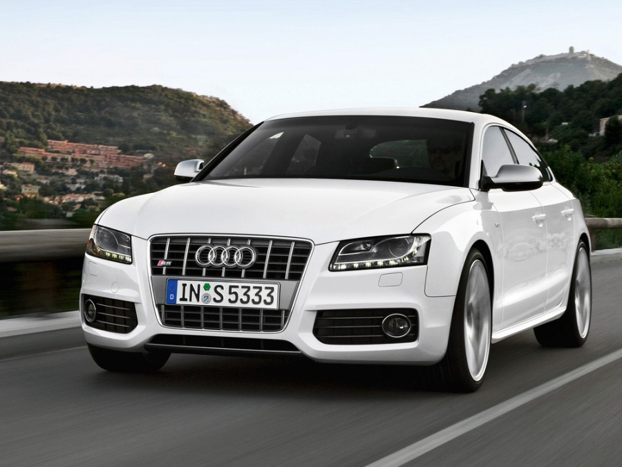 Audi S5 Sportback лифтбэк, 2008–2011, 8T - отзывы, фото и характеристики на Car.ru