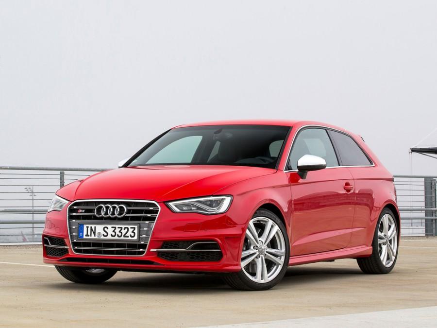 Audi S3 хетчбэк 3-дв., 2013–2016, 8V - отзывы, фото и характеристики на Car.ru