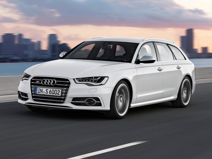 Audi S6 Avant универсал, 2012–2014, C7 - отзывы, фото и характеристики на Car.ru