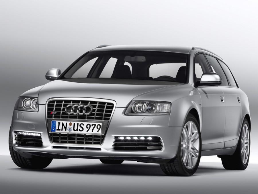 Audi S6 универсал, 2006–2011, C6 [рестайлинг] - отзывы, фото и характеристики на Car.ru