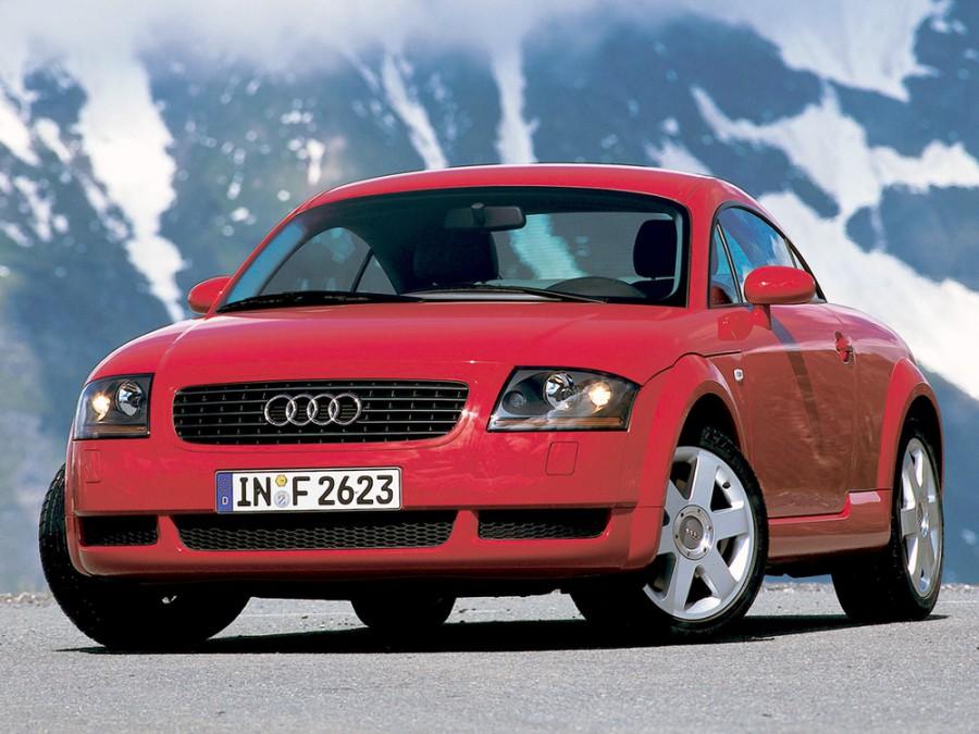 Audi TT купе, 1998–2003, 8N - отзывы, фото и характеристики на Car.ru
