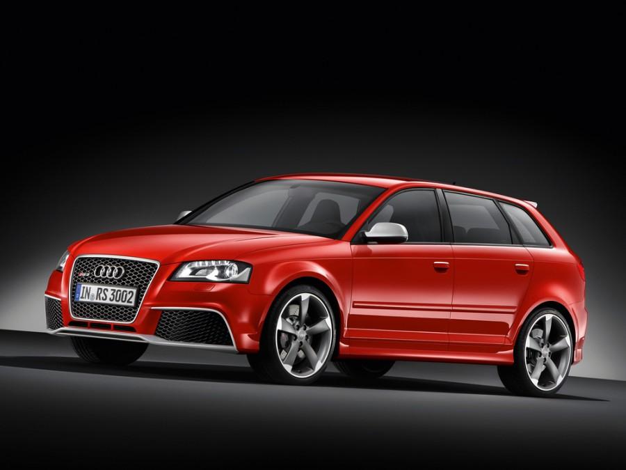 Audi RS3 Sportback хетчбэк, 2011–2012, 8PA, 2.5 TFSI quattro S tronic (340 л.с.), Базовая, опции
