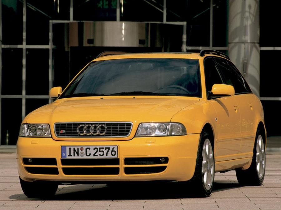 Audi S4 Avant универсал 5-дв., 1997–2001, B5/8D, 2.7 T MT quattro (265 л.с.), характеристики