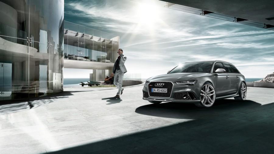 Audi RS6 Avant универсал, 2014–2016, C7 [рестайлинг] - отзывы, фото и характеристики на Car.ru