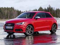 Audi S1, 8X, Хетчбэк 3-дв.