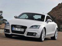 Audi TT, 8J [рестайлинг], Купе 2-дв., 2010–2014