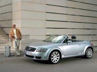 Audi TT, 8N [рестайлинг], Родстер, 2002–2006