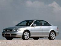 Audi S4, B5/8D, Седан 4-дв., 1997–2001