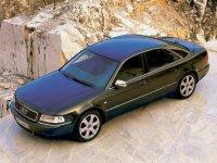 Audi S8, D2 [рестайлинг], Седан, 1999–2002