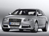 Audi S6, C6 [рестайлинг], Универсал, 2006–2011
