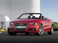 Audi S5, 8T [рестайлинг], Кабриолет, 2012–2016