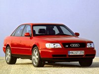 Audi S6, C4, Седан, 1994–1997
