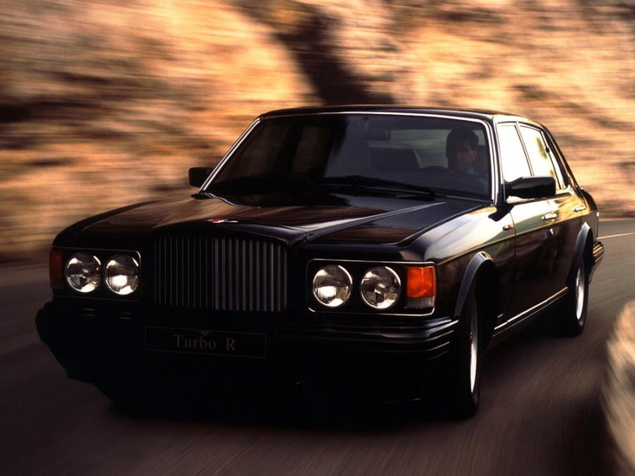 Bentley Turbo R седан, 1993–1998, 1 поколение - отзывы, фото и характеристики на Car.ru