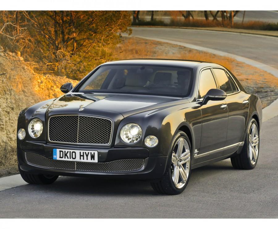 Bentley Mulsanne седан, 2010–2016, 2 поколение - отзывы, фото и характеристики на Car.ru