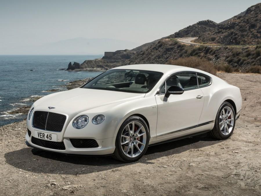 Bentley Continental GT V8 купе 2-дв., 2010–2016, 2 поколение - отзывы, фото и характеристики на Car.ru