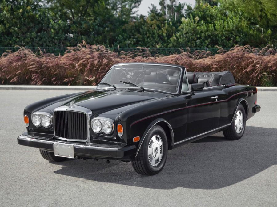 Bentley Continental кабриолет, 1992–1995, 1 поколение - отзывы, фото и характеристики на Car.ru