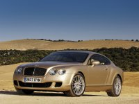 Bentley Continental GT, 1 поколение, Speed купе 2-дв., 2003–2012