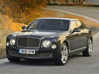 Bentley Mulsanne, 2 поколение, Седан, 2010–2016