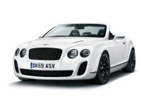 Bentley Continental Supersports, 1 поколение, Convertible кабриолет, 2010–2012