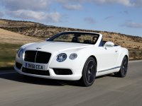 Bentley Continental GTC, 2 поколение, V8 кабриолет 2-дв., 2011–2016